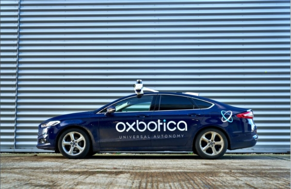 Oxbotica and Navtech start joint development of an integrated radar-based navigation and perception system