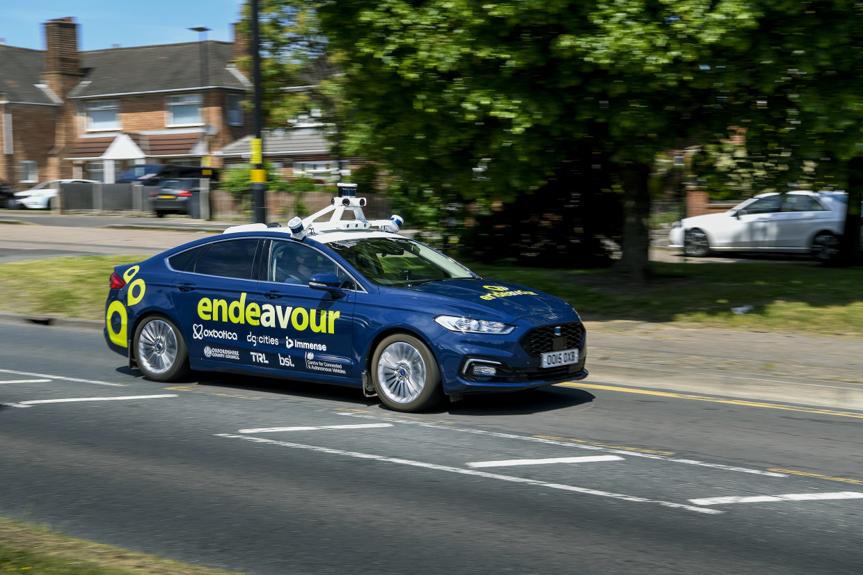 Project Endeavour arrives in Birmingham for next stage of ...